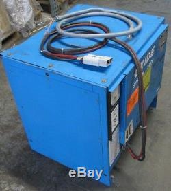 Exide System 3000 Battery Charger 24 VDC 12 Cells 208 / 230 / 460 3 Phase