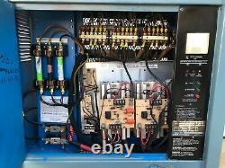 Exide System 3000 ES3-12-550 Forklift Battery Charger 24 VDC