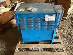 Exide System 3000 Forklift Battery Charger 36 Volt DC Output