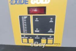 Exide WG3-18-865 Forklift Battery Charger 36 Volt 865 Amp Hr 3 Ph T131127