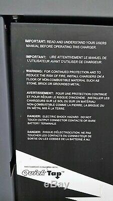 Exide / Yuasa W3-18-1050 / We-18-1050b Hi-lo / Forklift Battery Charger 36v