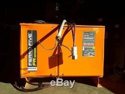 FERRO FIVE FR18CE640 Forklift Battery Charger, 36V