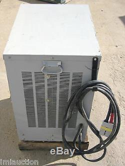 FORKLIFT LIFT TRUCK BATTERY CHARGER Auto 36 18 V volt 965 AH LA 18cvc765sda3