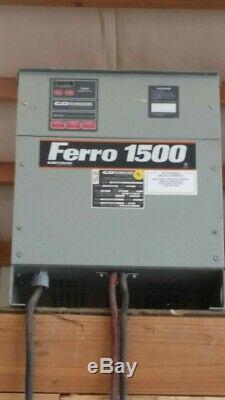 Ferro Brand 36 Volt Forklift Battery Charger