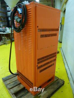 Ferro Control Forklift Battery Charger 48 Volt EMP24-865B3-2 PF-2 Used #56677