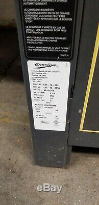 Ferro Enforcer Forklift charger EF1-18-865-36v, AC V 208/240/480,1 PH