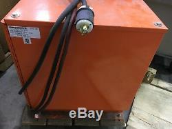 Ferro Five Fr Series / C&D Tech 24v/95amp Industrial Forklift Battery Charger