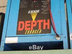 Fork lift 48v Depth battery charger 950 AH