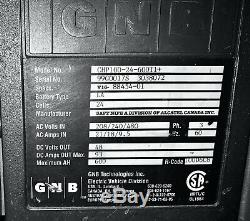 Fork lift charger CHP100-24-600T1+ GNB TECHNOLOGIES CHARGER San Diego