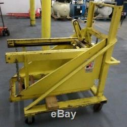 Forklift Battery Changer Douglas, Make MTC Model BT16-ML