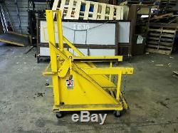 Forklift Battery Changer Mtc Bt24ml