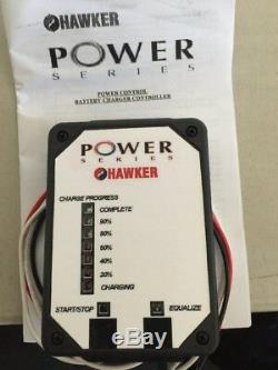 Forklift Battery Charger Control Retrofit H-7000 / Outdated Timer To Digital