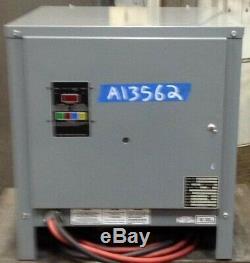 Forklift Battery Charger Fast Charge 24 Volt / 600 AHR (Power Pallet Jack)