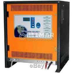 Forklift Battery Charger, Single/Three Phase 24V 160AMP