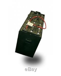 Forklift Battery for Hyster E50XM2 (48/33) (24-85-21)