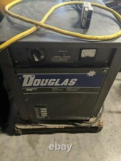 Forklift Douglas 36volt battery charger (used)