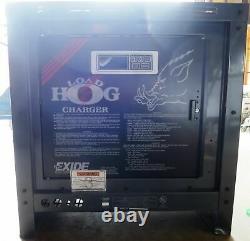 Forklift Electric Pallet Jack Charger Exide Load Hog Lh3-18-1000br