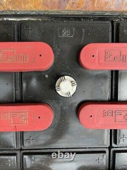Forklift battery 36v 18-85-23 Fully Refurbished With Core / Warranty