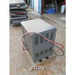 GNB 24V Electric Forklift Battery Charger 475AH 208/240/480 1ph