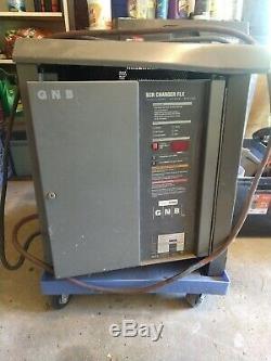 GNB 36V Forklift Battery Charger SCRFLX-18-750T1Z Intelligent Power 750 AH
