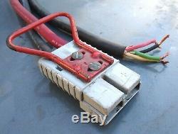 GNB 36 Volts Electric Forklift battery charger input 480v 3ph 36v SCRFLX-18-750