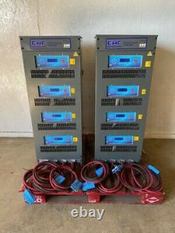 GNB Exide EHF High Frequency 24v Multi-Circuit Digital Forklift Battery Charger