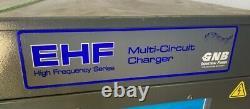 GNB Exide EHF High Frequency 36v Multi-Circuit Digital Forklift Battery Charger