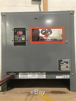GNB FERROCHARGER 36V Forklift Battery Charger 865 AH 208V / 240V/ 480V
