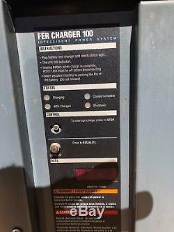 GNB FER 100 18-750T1 36 Volt Fork Lift Battery Charger