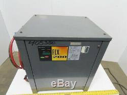 GNB FLX20024865T1H 48V 208-240/480V AC Input Forklift Battery Charger 24 Cell
