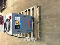 GNB FLX200 Battery Charger Tested 24 Volt / 600AHR / 3 Phase
