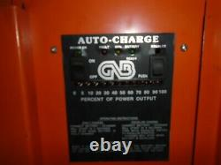 GNB Ferro Charger Forklift Battery Charger 36 Volts Autocharge