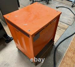 GNB Ferrocharger 24 Volt DC Forklift Battery Charger Model GTCII12-600T1