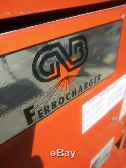 GNB Ferrocharger 36 Volt DC Forklift Battery Charger Model GTCII18-750T1