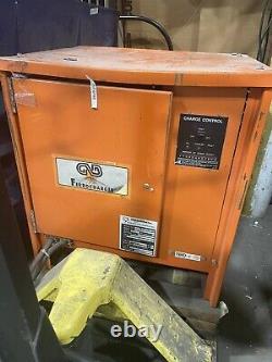 GNB GTC12 24 volts Battery Charger for forklift