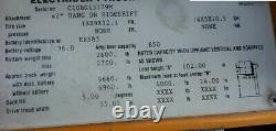 GNB MARATHON M2501808523B FOR HYSTER 40XL VOLTAGE 036V 018C 935Ah EACH