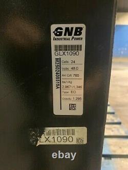 GNB Marathon 48V 24-85-19 Forklift Battery Excellent Condition