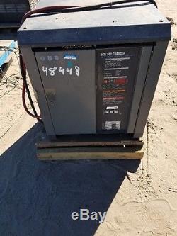GNB SCR100-12-750T1Z 24V Industrial Forklift Battery Charger SCR 100 750 Amp Hr