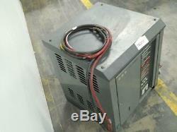 GNB SCR100-18-750T1Z Industrial Forklift Battery Charger 36 Volt 3 PH 750 AH