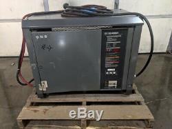 GNB SCR100-24-965-TIZ 48V 965 aH Forklift Battery Charger 3 phase 208v 240v 480v