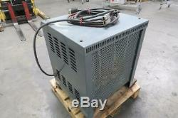 GNB SCRFLX-12-600T1Z 24 Volt Forklift Battery Charger 600 AH 3 Phase