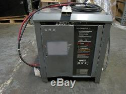 GNB SCR Forklift Battery Charger SCR-FLX-18-750T1Z 36 Volts 3 Phase