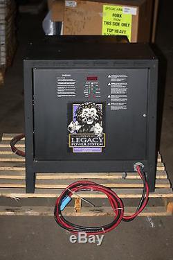 GTS-12-680 WF92093 Douglas 3 Phase Forklift Industrial 24 Volt Battery Charger