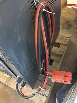 General Battery Mx1-12-600 Forklift 1ph Multi Shift Battery Charger 24 Volt
