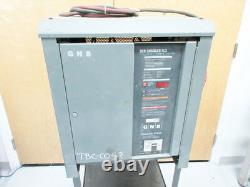 Gnb Scrflx-12-600t1z 12-cell 24-volt 600ah Forklift Battery Charger