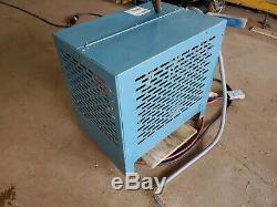 HERTNER AUTO 1000 24V Electric Forklift Battery Charger