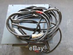 HOBART BATTERY-MATE, 865H3-18, 36V 3PH 60 Hz, TYPE LA, 18 CELLS, 208/240/480V