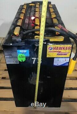 Hawker 18-125-15 36V Hilo/Fork truck battery