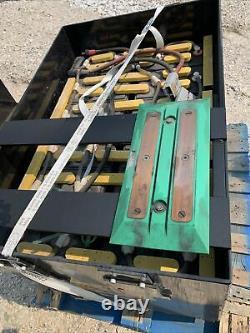 Hawker 700 AH battery 48 volts EO-583 forklift lift truck