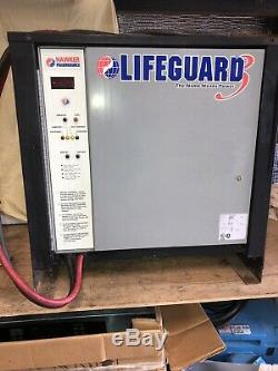 Hawker Lifeguard Battery Charger 3 Phase, 72 Volt, 151 Amp 865AH LG360865F3B